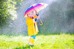 unabhängig vom Wetter