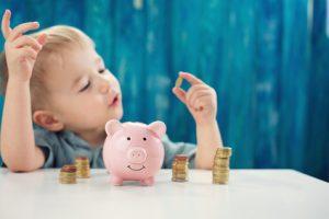 Früh übt sich - Kindern das Sparen beibringen